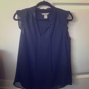 H&M Blue top
